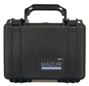 This photo shows the PRM Hard Field Case for PRM-9000, PRM-8000 and PRM-7000 in color BLACK